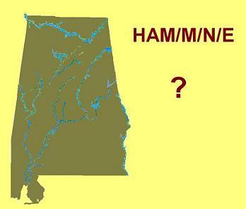 HAM surname Alabama Queries