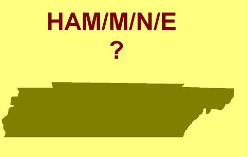 HAM surname Tennessee Queries