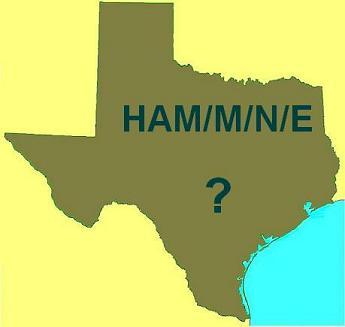 HAM Queries for Texas