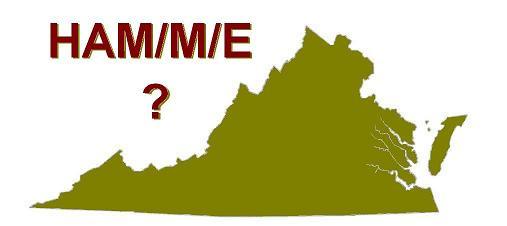 HAM Queries for Virginia